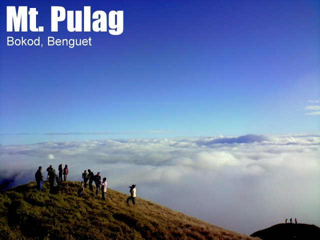 Mt. Pulag in Luzon
