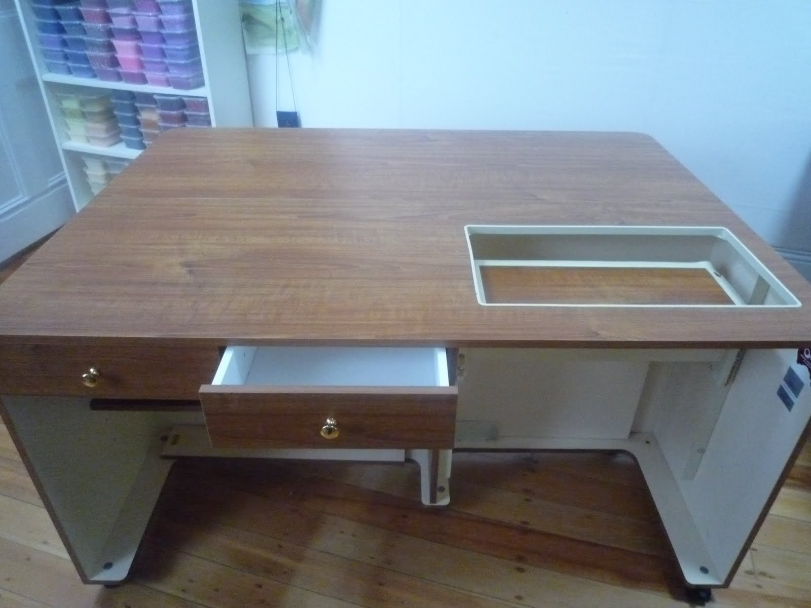 dyed and gone to heaven horn sewing cabinet for sale sold. Black Bedroom Furniture Sets. Home Design Ideas
