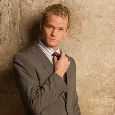Neil Patrick Harris as Barney in How I Met Your Mother