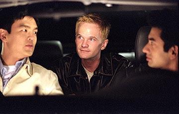 John Cho, Neil Patrick Harris and Kal Penn in Harold and Kumar go to White Castle