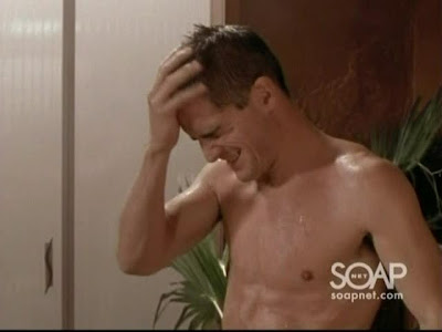 What george eads shirt off confirm. happens