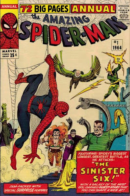 Amazing Spider-Man Annual #1, the Sinister Six
