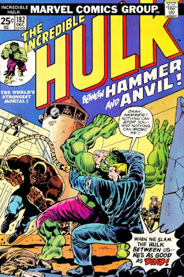 Hammer and Anvil and Crackajack Jackson, Wolverine, Herb Trimpe