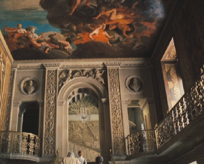 chatsworth house collection for paintings