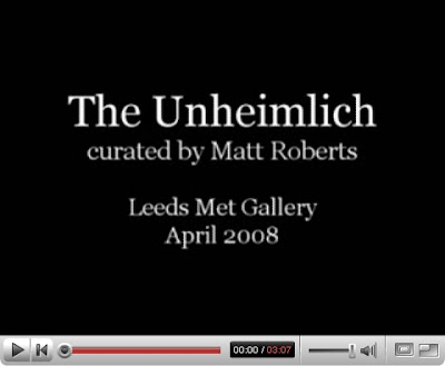 Matt Lippiatt The Unheimlich