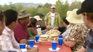 What Episode The Office Hot Dog Eating Contest