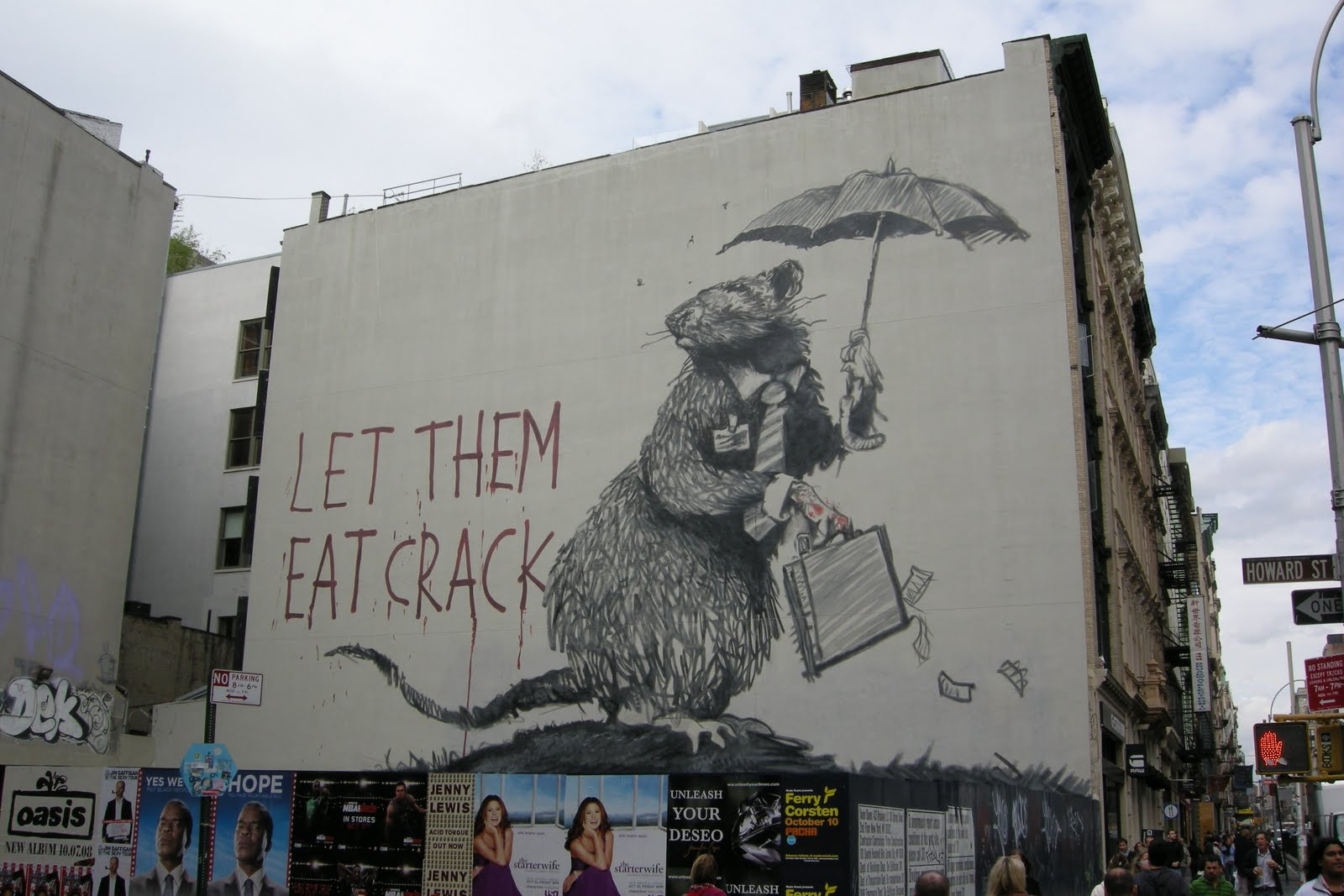 Gimme More Bananas: Banksy