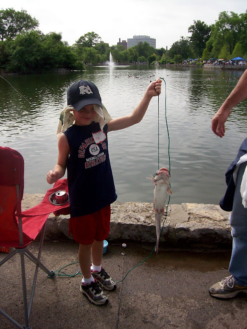 Youngest Catch!