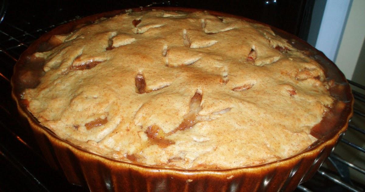 K K Ev N Mutfa I Elmal Pay Double Crust Apple Pie
