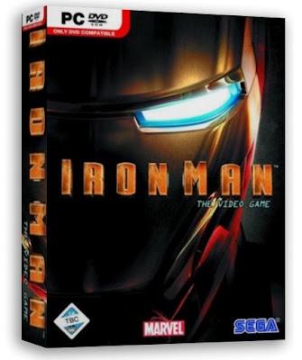 Iron Man (2008) [ PC ] Iron+man+pcgame