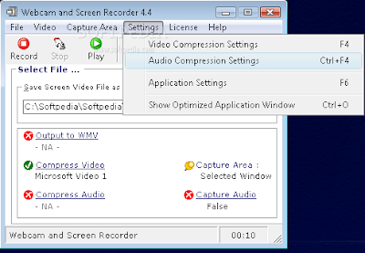 Webcam and Screen Recorder 4.4.8 + Crack