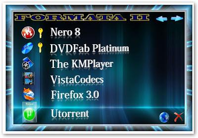 Formata II - AIO - Formatou seu PC, aqui tem os melhores programas.