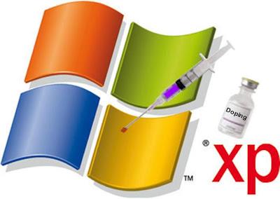 windows xp doping Como otimizar o Windows XP