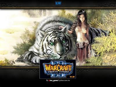 Warcraft Frozen Throne Wallpapers