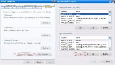 CAD Help Center: ENVIRONMENT VARIABLE and Port Value Problem