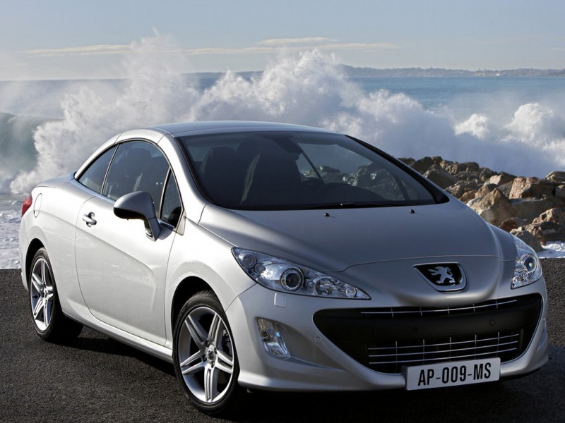 2009 peugeot 308 cc the best cars collections. Black Bedroom Furniture Sets. Home Design Ideas