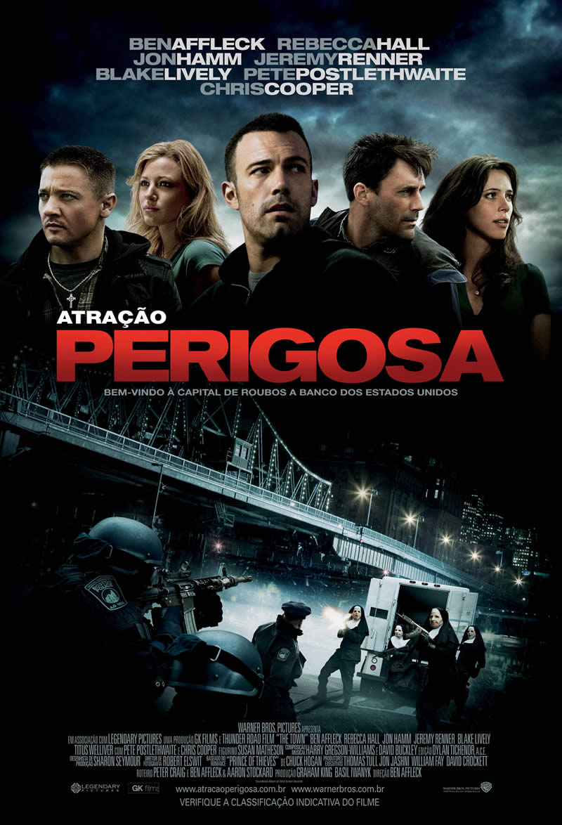 Poster do filme Receita Perigosa