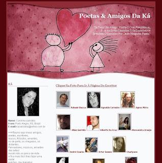 Poetas e amigos da Ká