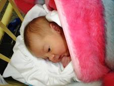 Minha Netinha mais nova A Gabriela!!!