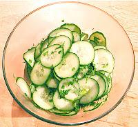Cucumber diet