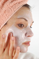 Natural facial masks for oily skin