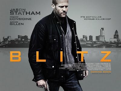 Blitz Póster de la película