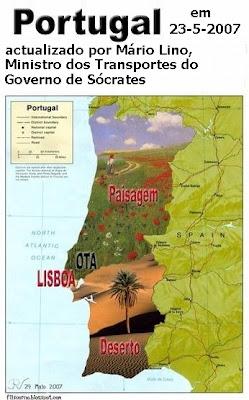 Gado Bravo Novo Mapa De Portugal