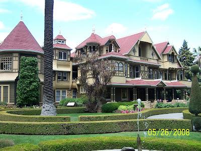 The Calderon Family Adventures!: Winchester Mystery House-San Jose, CA