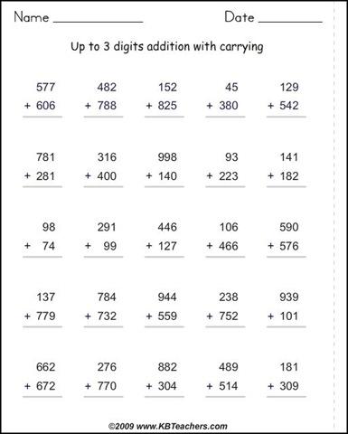 Algebraic Multiplication Worksheet Multiplication Worksheets