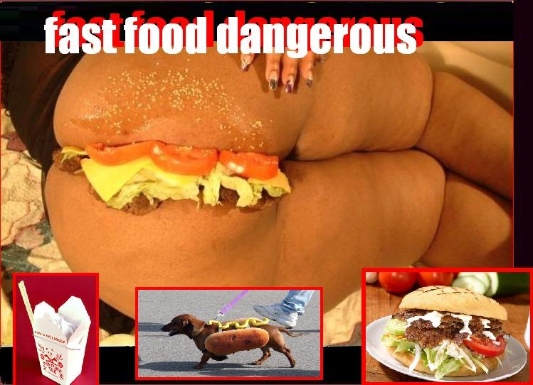 dangerous fast food Here are 10 worst effects of fast food the top disadvantages of fast foods fast food are the dangers of eating, caused for heart diseases and diabetes.