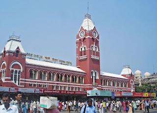 India Tourism: Chennai - Capital of Tamilnadu
