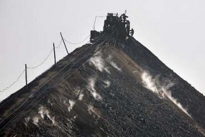 ASIA: China warns of increased coal usage