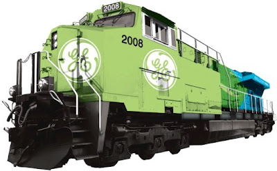 TECHNOLOGY: The Hybrid Locomotive by General Electric