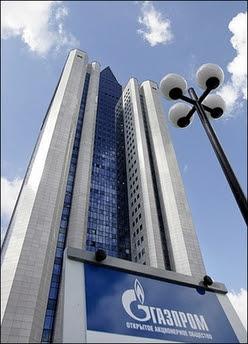RUSSIA: Gazprom eyes Nigerian gas reserves