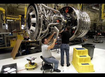 UNITED STATES: General Electric Profit Rises on Overseas Turbine, Engine Sales