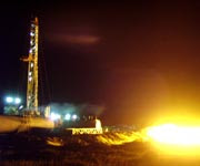 Rig secured for multi-well drilling program in PEL 106