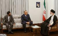 MIDDLE EAST: Vladimir Putin suggests linking Caspian Sea to Black Sea