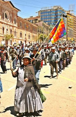 SOUTH AMERICA: Bolivia to nationalize three oil companies
