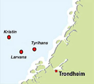 NORWAY: StatoilHydro wins royal assent for Morvin