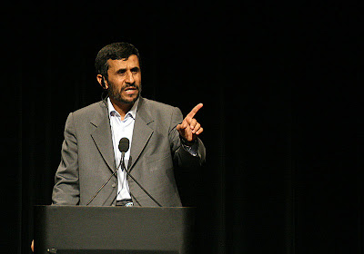 GEOPOLITIC: Iran - Pakistan to finalize peace pipeline project. Mahmoud Ahmadinejad