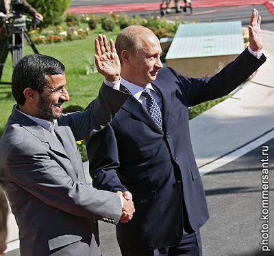 GEOPOLITIC: Russia to Maintain Continuity in Relations with The Islamic Republic of Iran