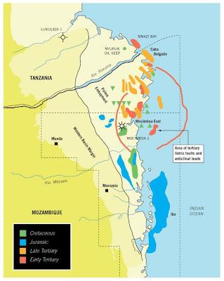 AFRICA: Anadarko, Artumas ready Rovuma survey