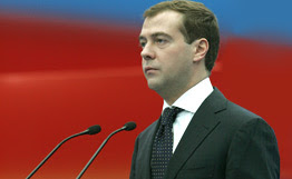 [EUROASIA] Dmitry Medvedev pledges to build strategic partnership with China