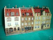 Habitações da cidadela Medieval