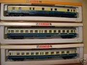 Mais algumas carruagens acrescentadas em Março de 2008