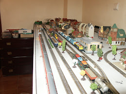 My New Model Train I