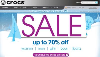 5551a5ecc6fa07 Crocs Blowout Sale! 70% Off + 10% OFF + FREE Shipping + 8% Cash Back