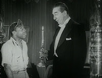 "Ernest ""Sunshine Sammy"" Morrison probably the most experienced actor in the film"