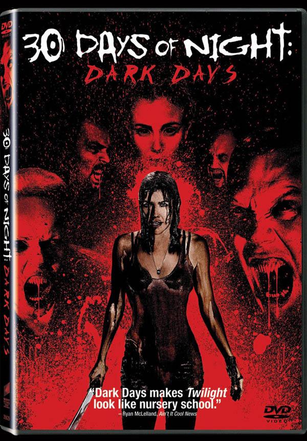Taliesin meets the vampires: 30 Days of Night: Dark Days ...