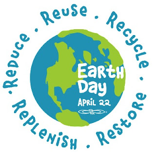 R's for Earth Day
